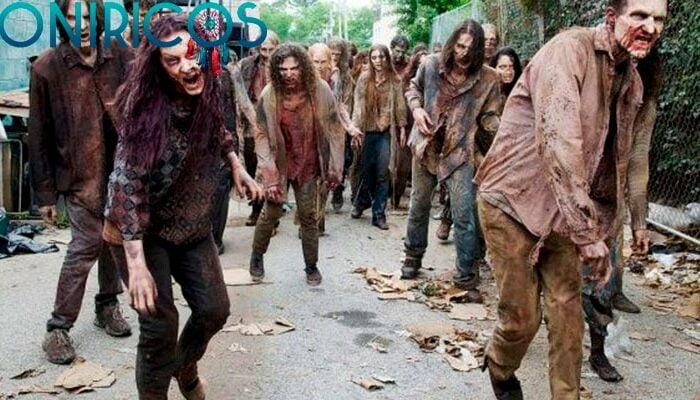 soñar con zombies - oniromancia