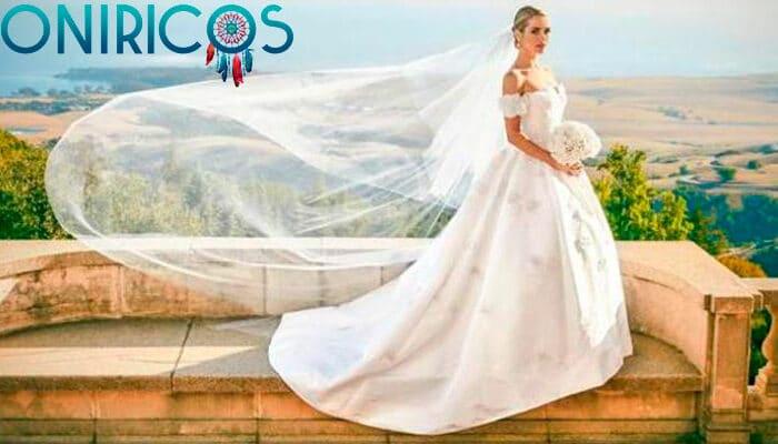soñar con vestido de novia - oniricos